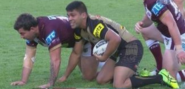 Rd 14: TRY Tyrone Peachey (13th min)
