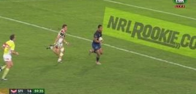 Rd 14: TRY Will Hopoate (60th min)