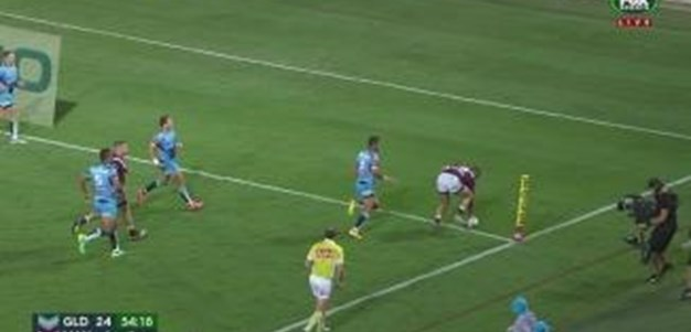 Rd 15: TRY Brayden Wiliame (55th min)