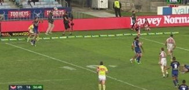 Rd 14: TRY Curtis Rona (57th min)