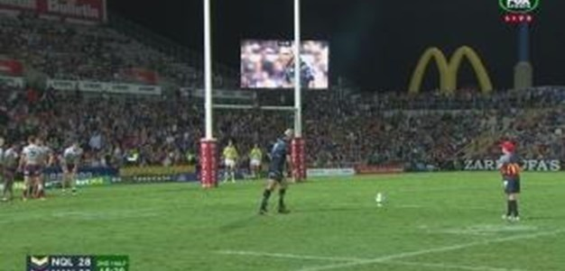 Rd 16: GOAL Johnathan Thurston (69th min)