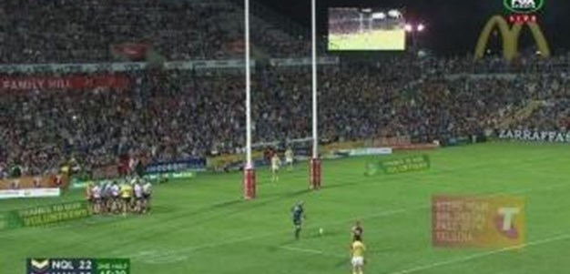 Rd 16: GOAL Johnathan Thurston (66th min)