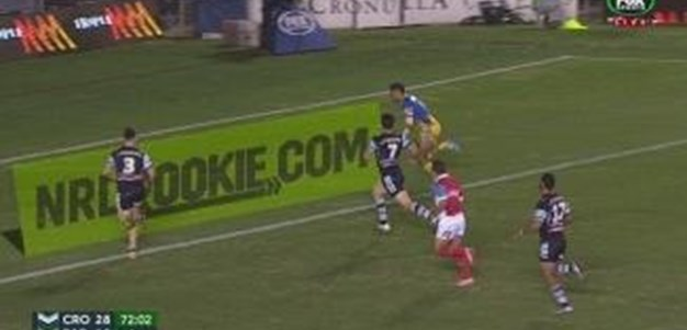 Rd 17: TRY Bevan French (73rd min)