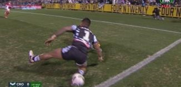 Rd 17: TRY Bevan French (5th min)
