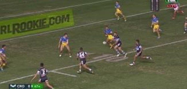 Rd 17: TRY Sosaia Feki (26th min)