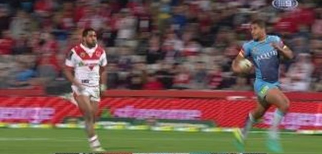 Rd 19: TRY Nene Macdonald (56th min)