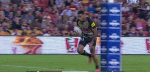 Rd 20: TRY Waqa Blake (9th min)