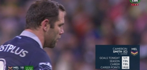Rd 20: GOAL Cameron Smith (28th min)