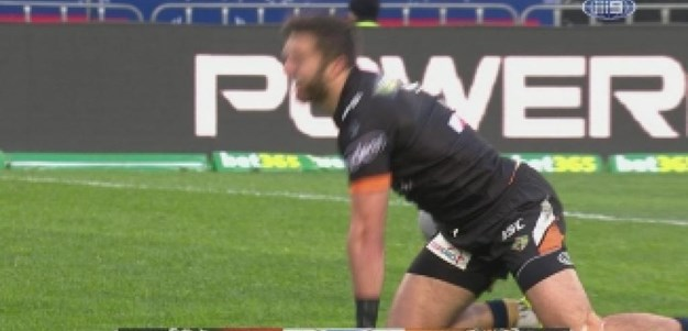 Rd 20: TRY James Tedesco (31st min)