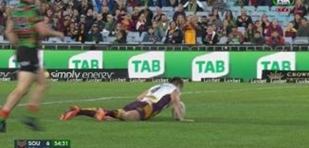 Rd 19: TRY James Roberts (55th min)