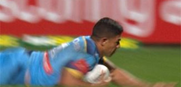 Full Match Replay: St George-Illawarra Dragons v Gold Coast Titans (2nd Half) - Round 19, 2016