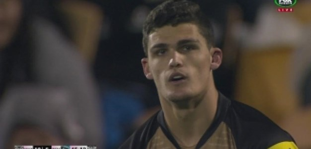 Rd 21: GOAL Nathan Cleary (46th min)