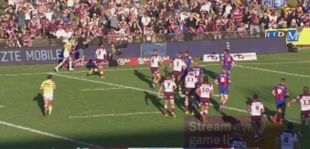 Rd 21: TRY Jorge Taufua (4th min)