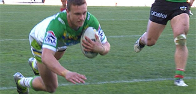 Full Match Replay: South Sydney Rabbitohs v Canberra Raiders (2nd Half) - Round 21, 2016