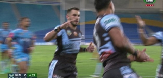 Rd 21: TRY Valentine Holmes (7th min)