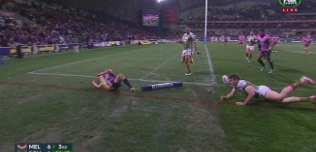 Rd 22: TRY Cheyse Blair (52nd min)