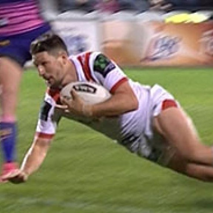 Full Match Replay: St George-Illawarra Dragons v Brisbane Broncos (2nd Half) - Round 22, 2016