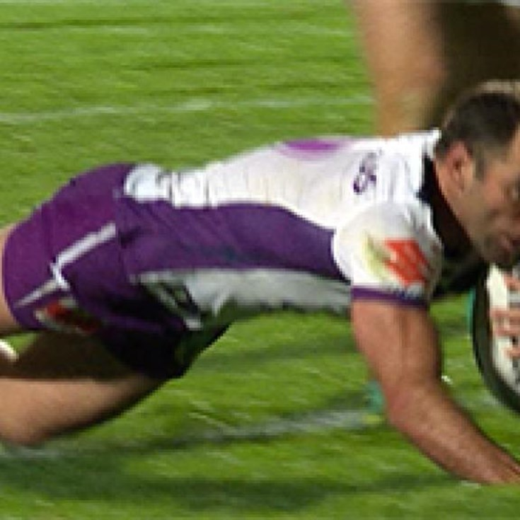 Full Match Replay: Manly-Warringah Sea Eagles v Melbourne Storm (2nd Half) - Round 24, 2016