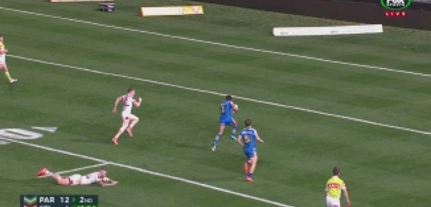 Rd 25: TRY Bevan French (49th min)