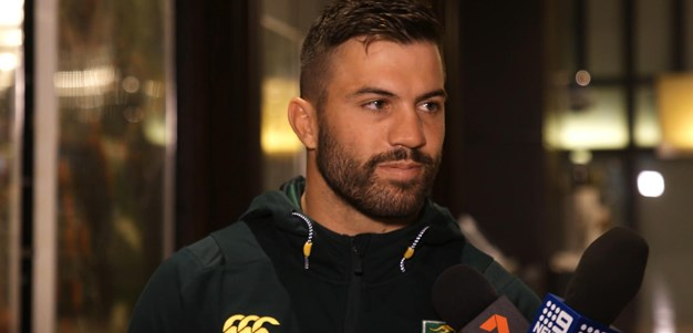 Tedesco keen for long-term stint in Slater's shoes