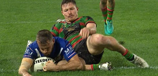 Full Match Replay: Canterbury-Bankstown Bulldogs v South Sydney Rabbitohs (2nd Half) - Round 26, 2016