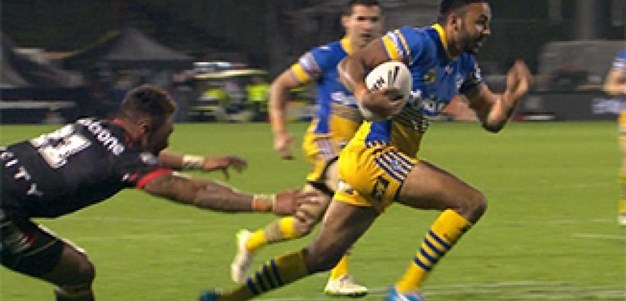 Full Match Replay: Warriors v Parramatta Eels (2nd Half) - Round 26, 2016