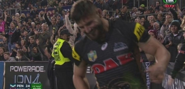 Rd 26: TRY Josh Mansour (40th min)