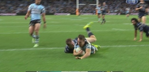 FW 3: TRY James Maloney (66th min)