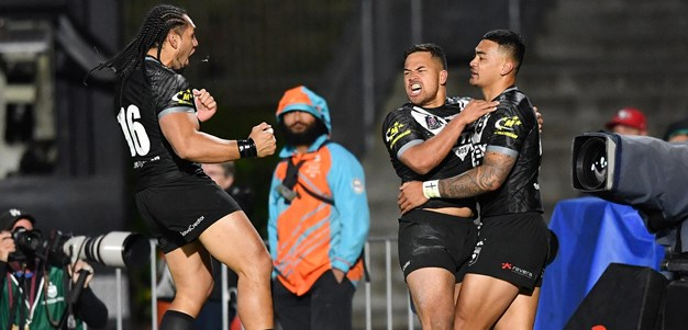 DWZ tunnel ball sets up Maumalo