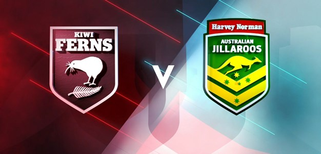 Full Match Replay: Ferns v Jillaroos - Round 1, 2018