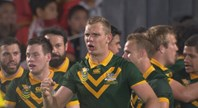 Trbojevic doubles up to extend Kangaroos lead