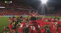 Kaufusi's special moment with Mate Ma'a Tonga players