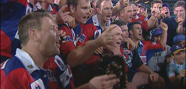 Looking back at the 2001 Grand Final