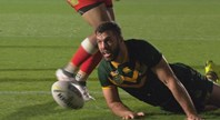 Tedesco all but seals Kangaroos win