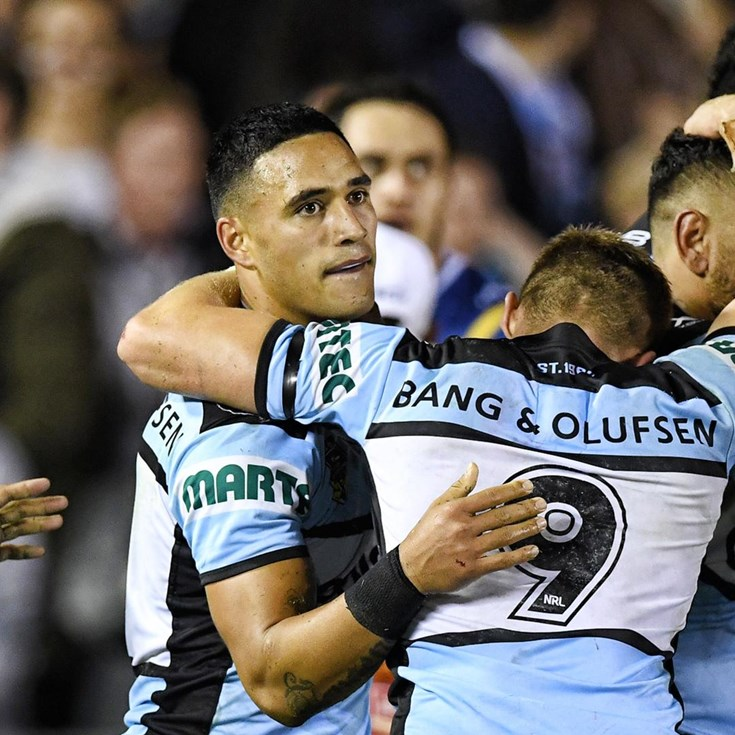 Best finishes of 2018: Sharks survive Eels scare