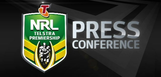 SF 1 Press Conference: Sea Eagles