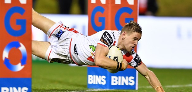 Best finishes of 2018: Dufty spares Dragons' blushes