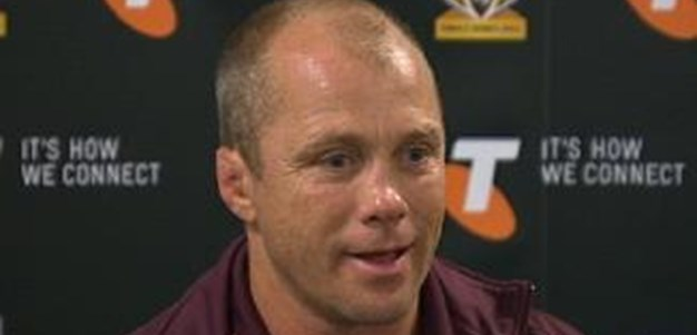 PF Press Conference: Sea Eagles
