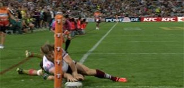 Full Match Replay: South Sydney Rabbitohs v Manly-Warringah Sea Eagles (2nd Half) - Preliminary Final, 2013