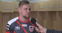 Dufty told spot is safe at Dragons