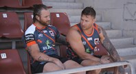Sims brothers reunite at Dragons