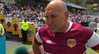 Tallis: Bennett and Seibold must swap now