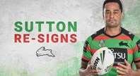 Sutton re-signs with Rabbitohs