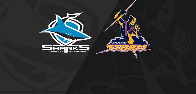 Full Match Replay: Sharks v Storm - Round 1, 2010