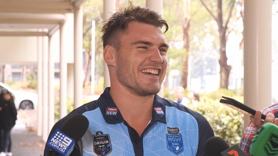 Crichton excited to be a Rooster