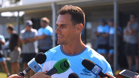 Sharks feel for Flanagan but ready to move on