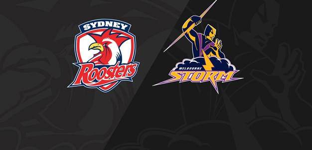 Full Match Replay: Roosters v Storm - Grand Final, 2018