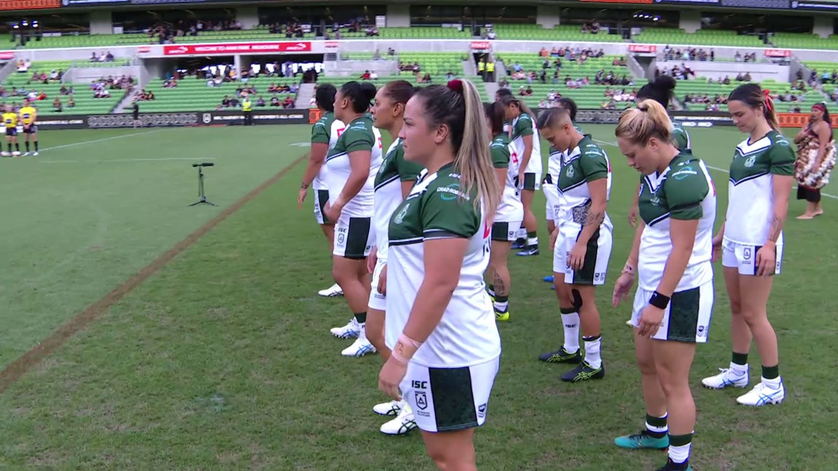 Full Match Replay: Indigenous All Stars v Maori Ferns - Round 1, 2019