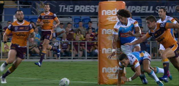 Proctor pounces on Boyd mistake