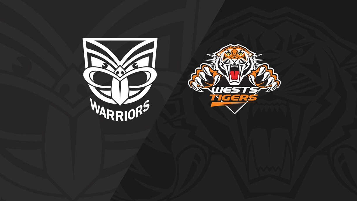 Full Match Replay: Warriors v Wests Tigers - Round 3, 2019